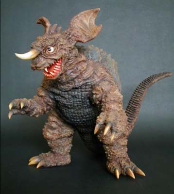 DAIMOS BARAGON 1965 Kaiju Kits Godzilla models resin