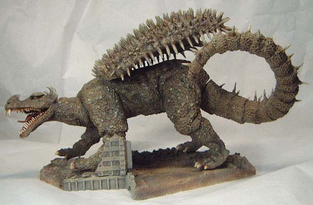 anguirus 1955 eagle craft