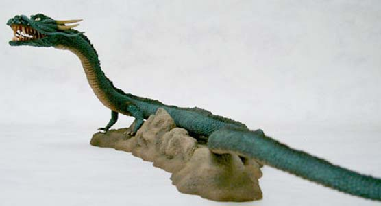 Manda Image Kaijukits Godzilla Gamera Models