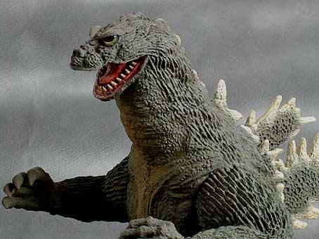 Godzilla 1962 Inoue Arts