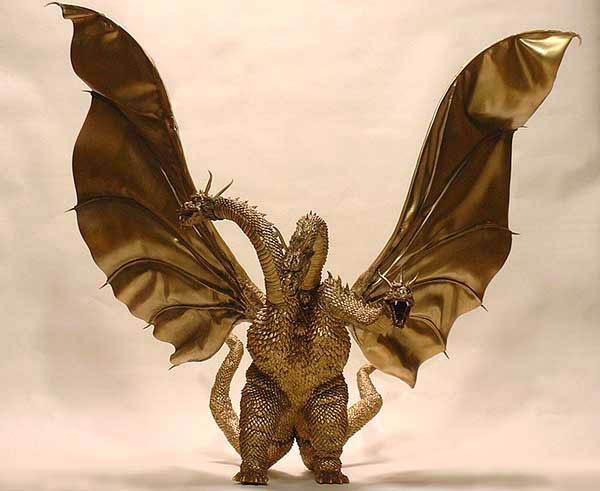 Ghidrah Kaiju Freaks