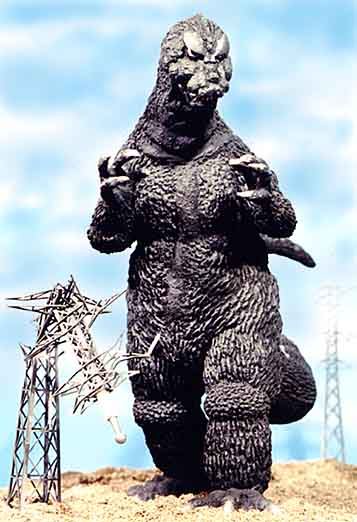 Image result for Godzilla 1964