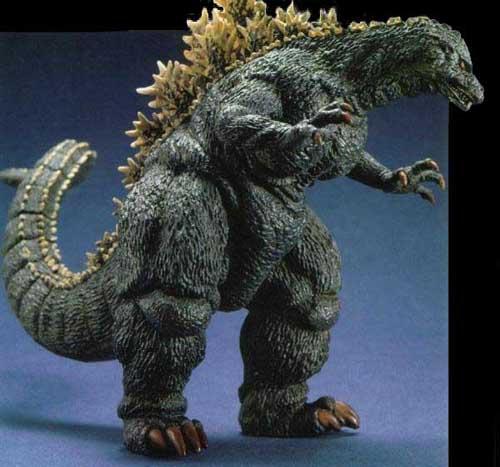 Database Godzilla 1994