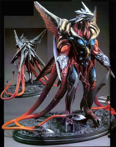 Gamera revenge of iris toy