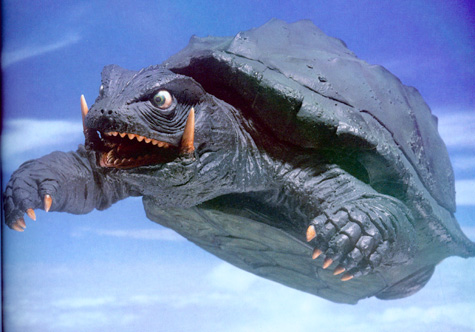 Gamera Flying FLYING GAMERA 1995M