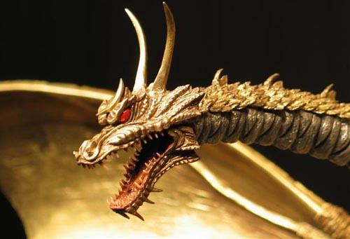 Arts Grand King Ghidorah Godzilla Resin Model Kit Kits Models Kaijukits
