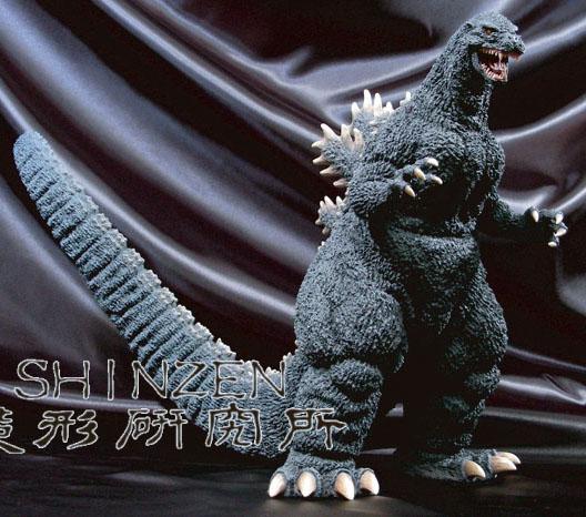 Shinzen GODZILLA 1989 KAIJU KIT RESIN MODEL