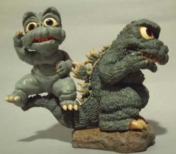 Godzilla 1969 W Minya Sd